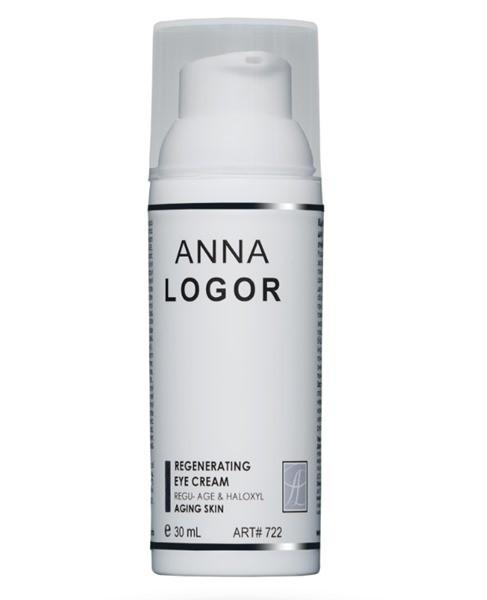 ANNA LOGOR Интенсивный увлажняющий гель для снятия темных кругов и отечности вокруг глаз