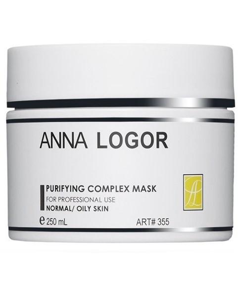 ANNA LOGOR Комплексная очищающая маска купить Украина