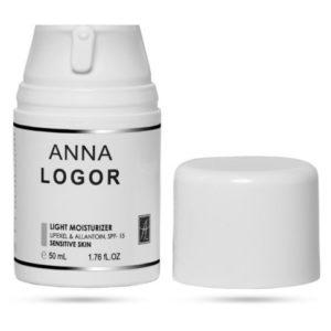 ANNA LOGOR Легкий крем для чувствительной кожи купить Украина