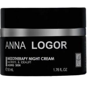 ANNA LOGOR Омолаживающий ночной крем, купить Украина