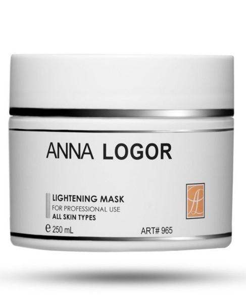 ANNA LOGOR Осветляющая маска (пастообразная) купить Украина