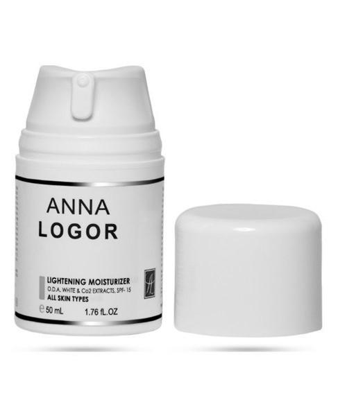 ANNA LOGOR Осветляющий увлажняющий крем, купить Украина
