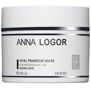 ANNA LOGOR Питательная маска с экстрактом примулы купить Украина