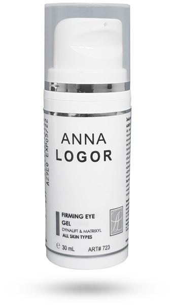ANNA LOGOR Укрепляющий лифтинг-гель для кожи вокруг глаз Firming Eye Gel