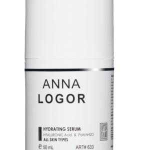 ANNA LOGOR Увлажняющая сыворотка для всех типов кожи, купить Украина
