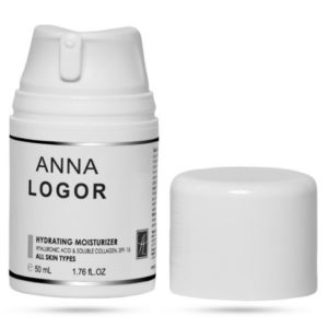 ANNA LOGOR Увлажняющий крем для всех типов кожи 50 мл купить Украина