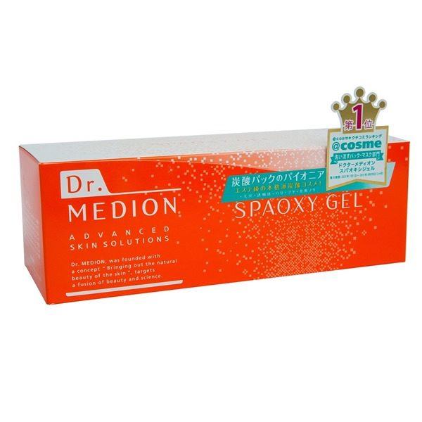 Dr. MEDION SPAOXY GEL ГЕЛЬ-МАСКА СО2 на 3 процедуры
