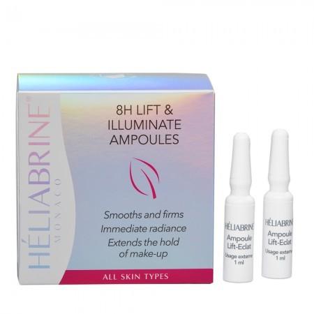 Ампулы мгновенной красоты с 8-часовым лифтинговым эффектом Heliabrine® HP Illuminate Ampoules