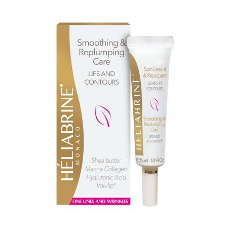 Бальзам для губ с эффектом PUSH-UP Heliabrine® HP Replumping & Smoothing Lip Care