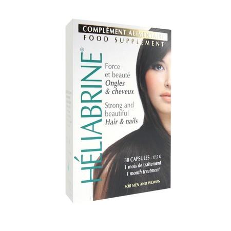 Для здоровья волос и ногтей Heliabrine® НУТРИЦЕВТИКА hair and nails health supplement
