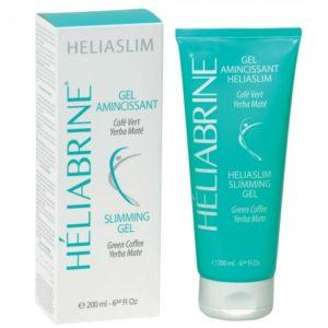 Гель для похудения и моделирования тела Heliabrine® SATIN Heliaslim Slimming Gel