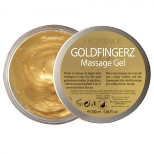 Гель для массажа Heliabrine® Helixience Goldfingerz Massage Gel