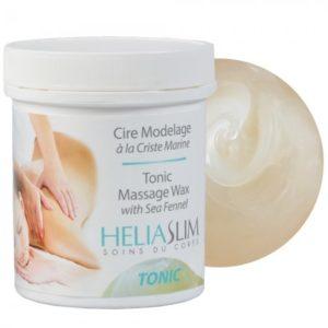 Тонизирующий массажный воск Heliabrine® SATIN HELIASLIM Massage WaxТонизирующий массажный воск Heliabrine® SATIN HELIASLIM Massage Wax