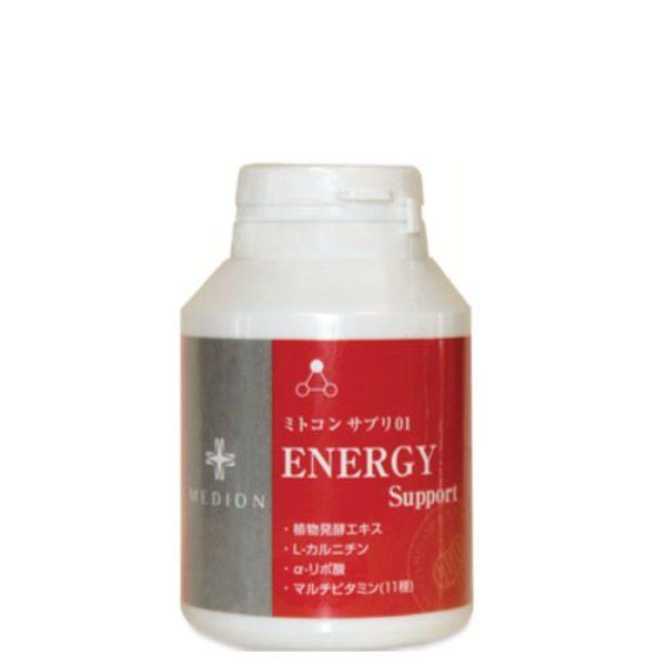 Нутрицевтик мультивитаминный (БАД) Dr. Medion 01 Energy support