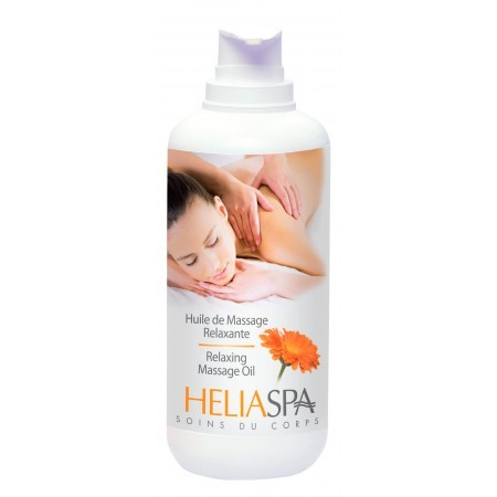 Расслабляющее массажное масло Heliabrine® SATIN Relaxing Massage Oil Heliaspa
