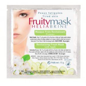 Ревитализирующая маска с яблоком Heliabrine® FRUITY MASKS Revitilizing Mask with Apple
