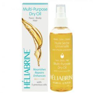 Шелковое универсальное масло Heliabrine® SATIN Multi-purpose Dry Oil