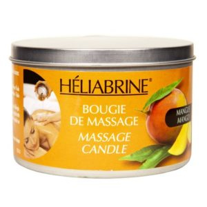 "SPA свеча для массажа ""манго"" Heliabrine® SATIN Mango Massage Candle"