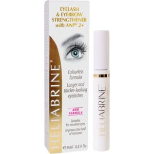 Сыворотка для ухода за ресницами и бровями Heliabrine® CAPITAL DEFENSE Eyelash and Eyebrows Strengthener