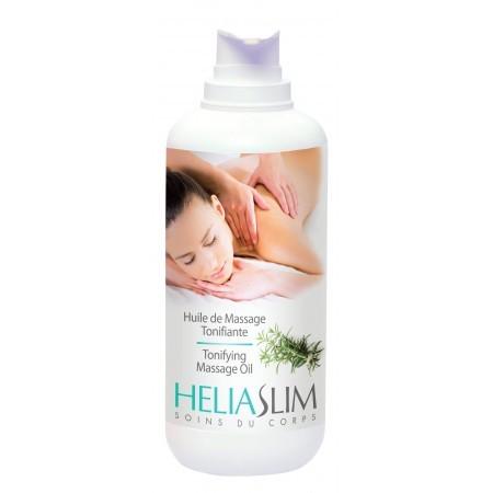 Тонизирующее массажное масло Heliabrine® SATIN Tonifying Massage Oil Heliaspa