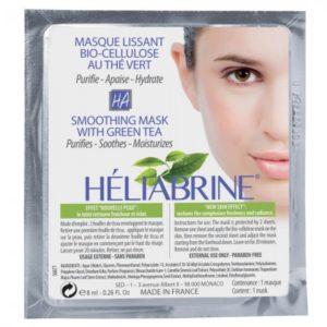 Успокаивающая маска с экстрактом зелёного чая Heliabrine® НА Smoothing Mask with Green Tea