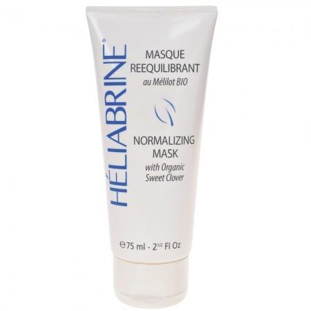 Успокаивающая маска с хлопковым молочком Heliabrine® SWEET CLOVER Normalizing Mask