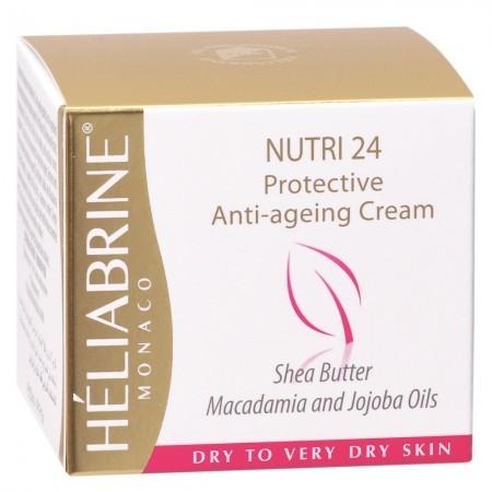Увлажняющий и тонизирующий крем Heliabrine® HP Nutri 24 Cream