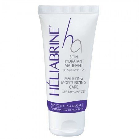 Увлажняющий крем для жирной и обезвоженной кожи Heliabrine® НА Matifying Moisturizing Care
