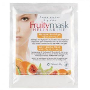 Восстанавливающая анти-эйдж маска Heliabrine® FRUITY MASKS Anti-aging Mask with Fig & Orange
