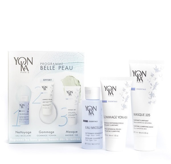 Косметический набор YON-KA BEAUTIFUL SKIN PROGRAM BEAUTIFUL SKIN PROGRAM