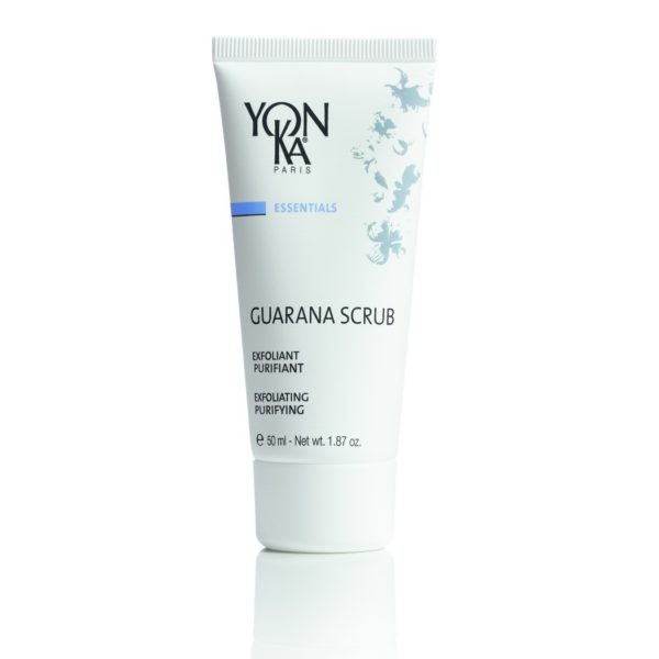 Скраб для лица YON-KA ESSENTIALS GUARANA SCRUB