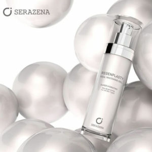 Отбеливающий гель SERAZENA Regenplasty real whitening gel