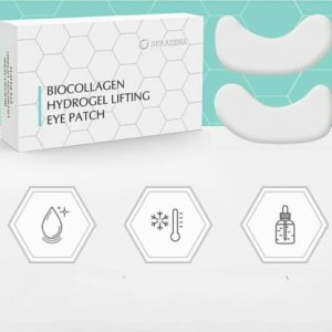 Патчи под глаза SERAZENA Biocollagen eye patch