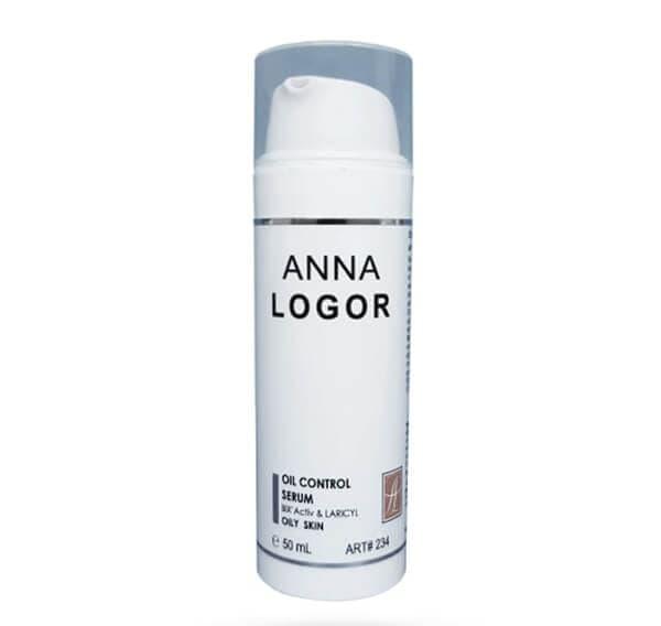 ANNA LOGOR Стабилизирующая сыворотка для жирной кожи Oil Control Serum