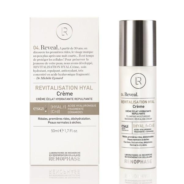 Увлажняющий и уплотняющий крем RENOPHASE Revitalisation Hyal Crème