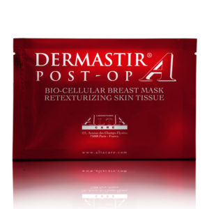 DERMASTIR POST-OP BIO CELLULAR BREAST MASK RETEXTURIZING SKIN TISSUE