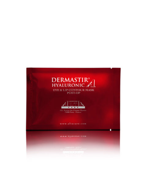 DERMASTIR EYE & LIP CONTOUR MASK POST-OP