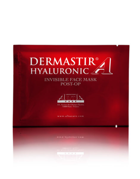 DERMASTIR POST-OP HYALURONIC INVISIBLE FACE MASK