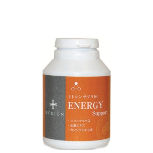 Нутрицевтик с экстрактами чеснока, имбиря, солодки (БАД) Dr. Medion 04 Energy support