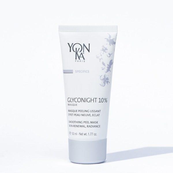 Ночная маска-пилинг YON-KA GLYCONIGHT 10% MASQUE