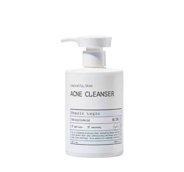 Logically, Skin ACNE CLEANSER